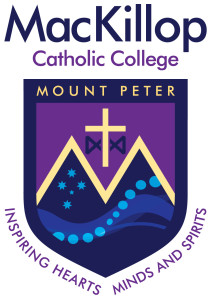 MacKillop Catholic College logo